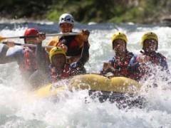 Hacer rafting en Asturias