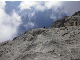 Picos de europa escalada