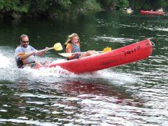 Kayaks en Asturias