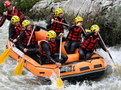 Rafting Sella